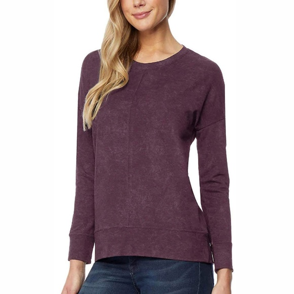 32 Degrees Sweaters - 32 DEGREES Ladies Crew Neck Stretch Comfort P.Over